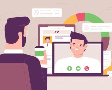 11 consejos para una entrevista de trabajo online