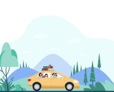 Viajes largos en coche con niños: trucos para hacerlo más llevadero