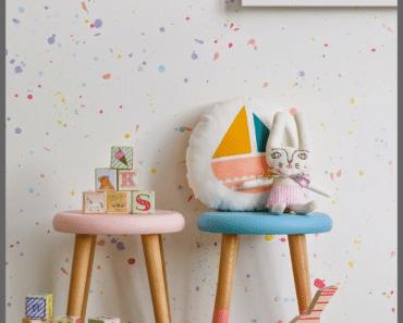 Deco-Niños: Decorar objetos o habitaciones con los peques