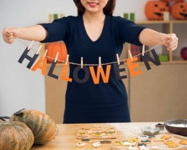 Cómo hacer adornos para Halloween