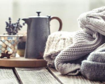 Preparar el hogar para el invierno: trucos para mantener la casa caliente