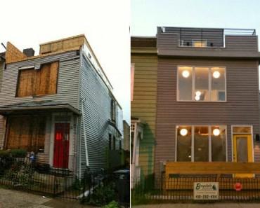 Cambiar la fachada de una casa