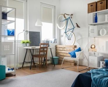9 ideas originales para decorar casas pequeñas