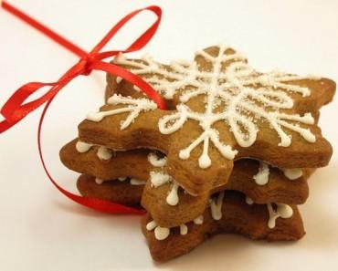 5 adornos comestibles para el árbol de Navidad