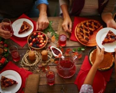 9 Ideas de decoración para Acción de Gracias (Thanksgiving)