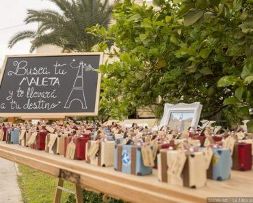 Seating plan para bodas: Sorprende a tus invitados