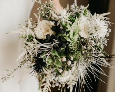 Como elegir mi ramo de novia