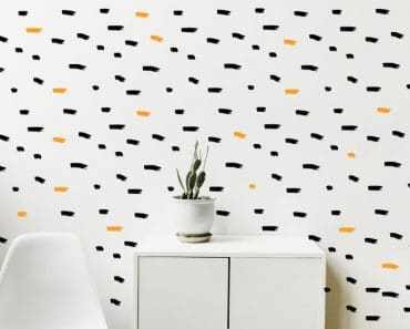Creativas y sencillas ideas para decorar y pintar paredes a mano
