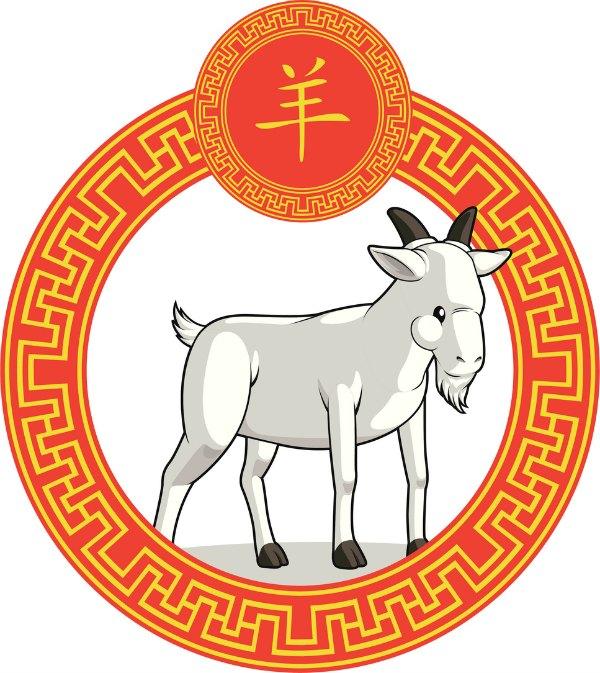 La Cabra u Oveja en el Horóscopo Chino