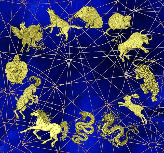 Zodiaco del  Horóscopo Chino