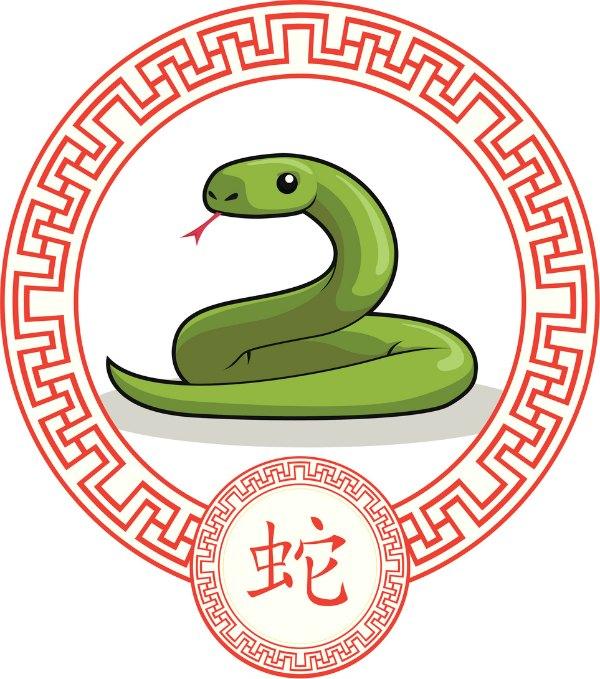 Serpiente en el Horóscopo Chino