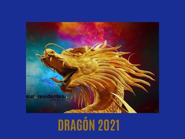 Dragón 2021 Horóscopo Chino