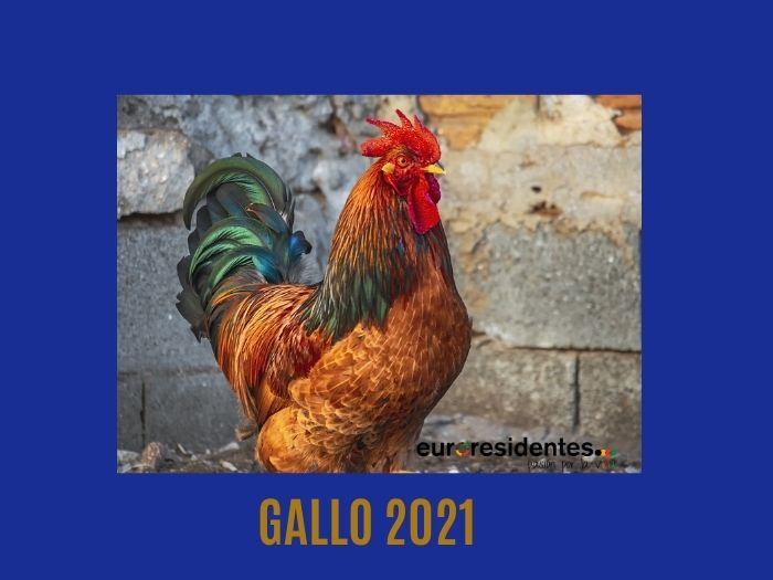 Gallo 2021 Horóscopo Chino