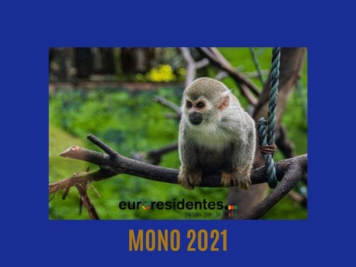 Mono 2021 Horóscopo Chino