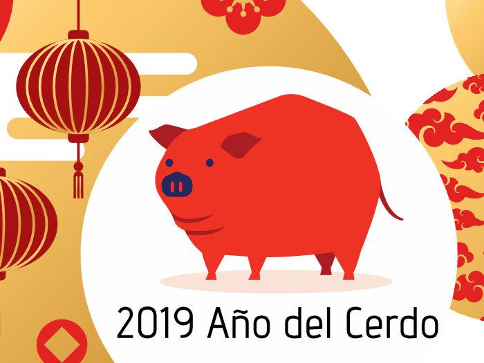Horóscopo Chino 2019: año del cerdo