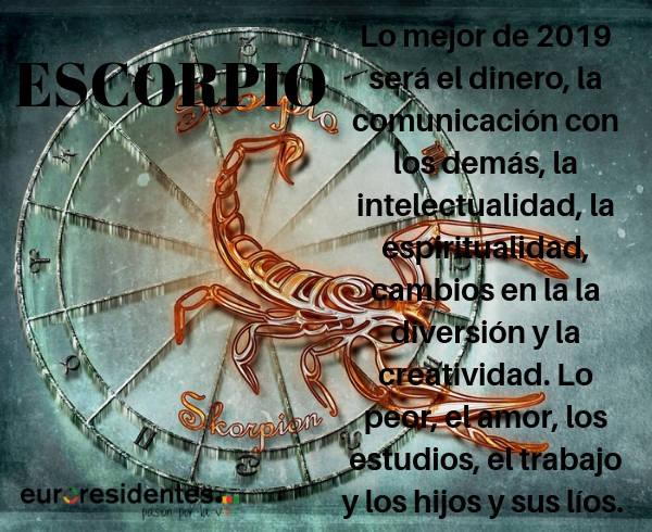Escorpio 2019