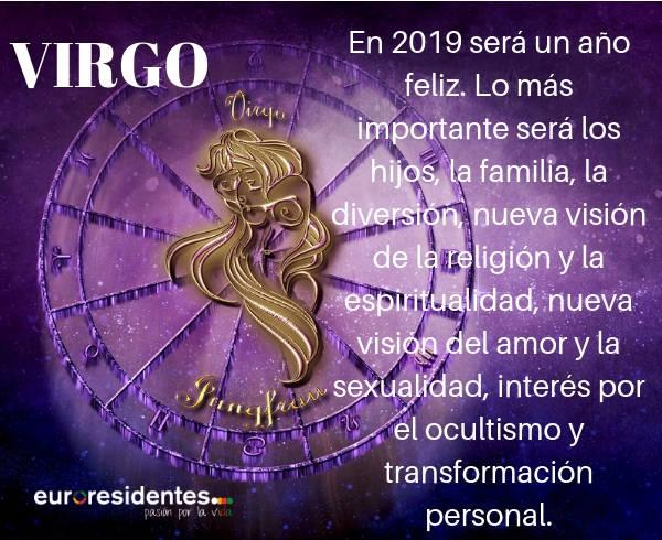 Virgo 2019