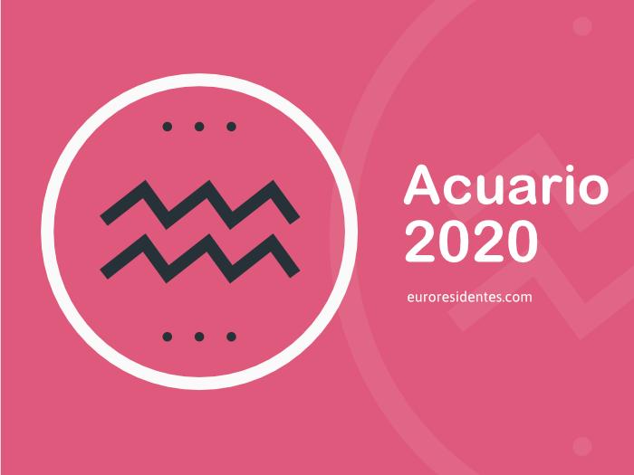 Acuario 2020