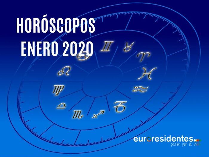 Horóscopos Enero 2020