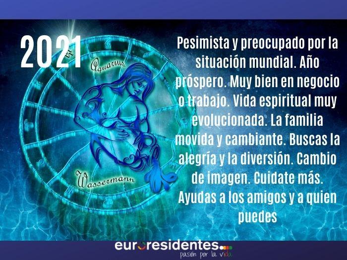Acuario 2021