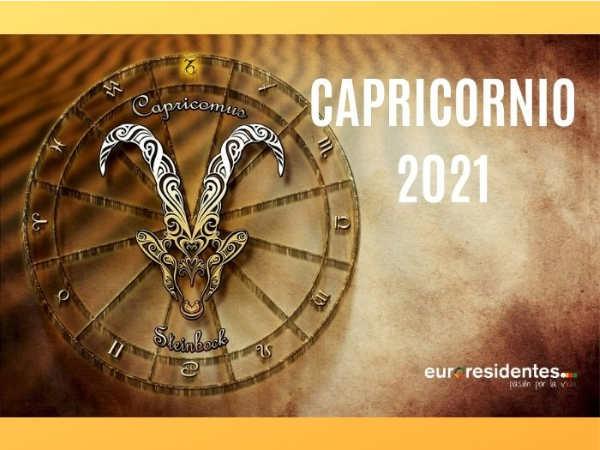 Capricornio 2021