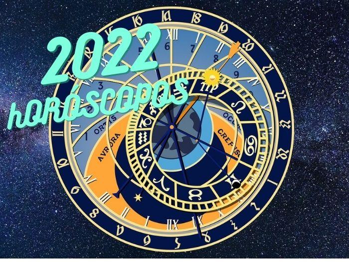 Horóscopos 2022