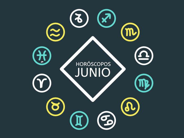 Horóscopo mensual de Junio 2021