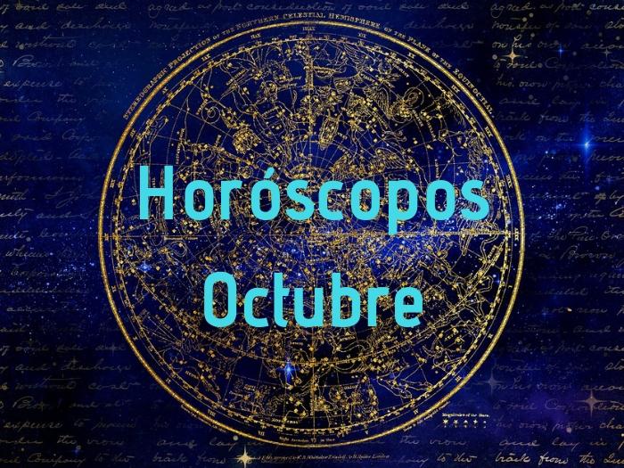 Horóscopo mensual de Octubre 2021