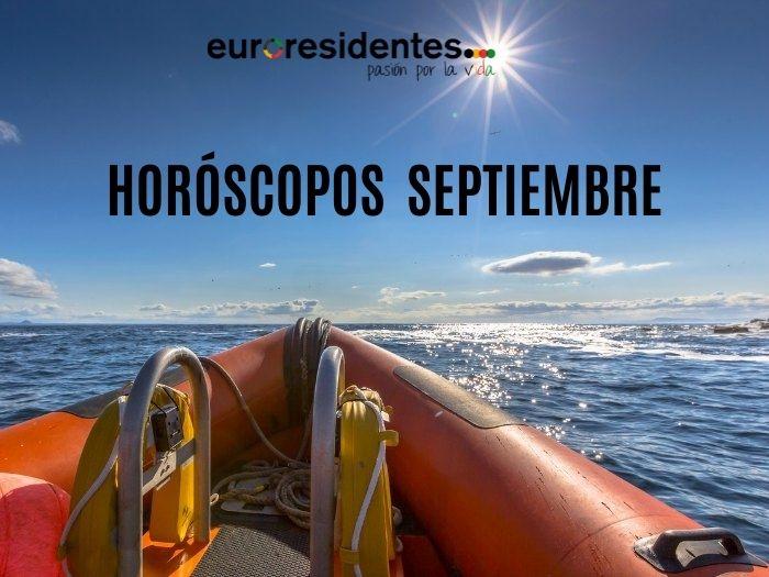 Horóscopo mensual de Septiembre 2021