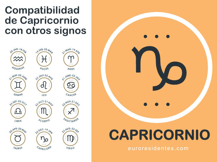 compatible capricorn y sagitario