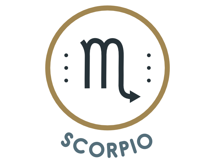 Símbolo Escorpio