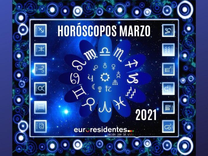 Horóscopo de Marzo
