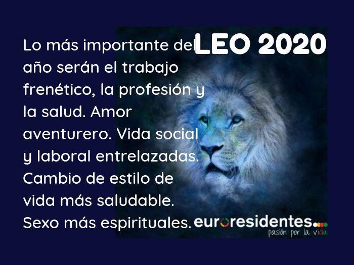 Leo 2020