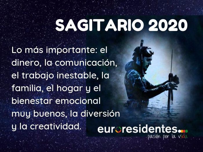 Sagitario 2020