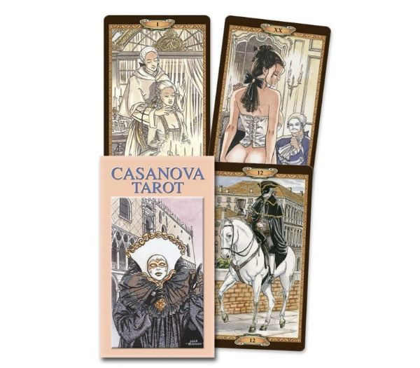 Tarot Erótico Casanova