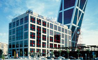 Hotel abba castilla plaza for Hoteles recomendados en madrid