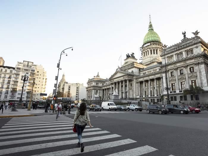 Congreso Nacional de Buenos Aires: Viajar a Argentina