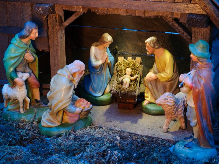los belenes en navidad