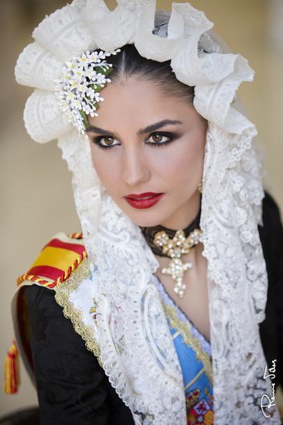 Carmen Caballero Serra    (Foguera Calvo Sotelo)