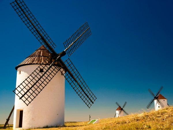 Molinos - Vacaciones en España