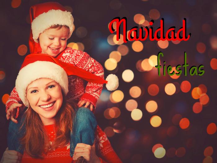 las fiestas de navidad