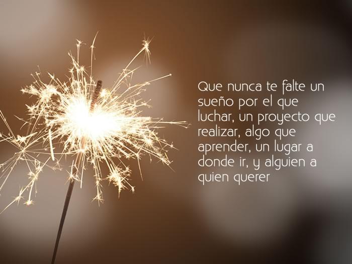 Felicitaciones Año Nuevo