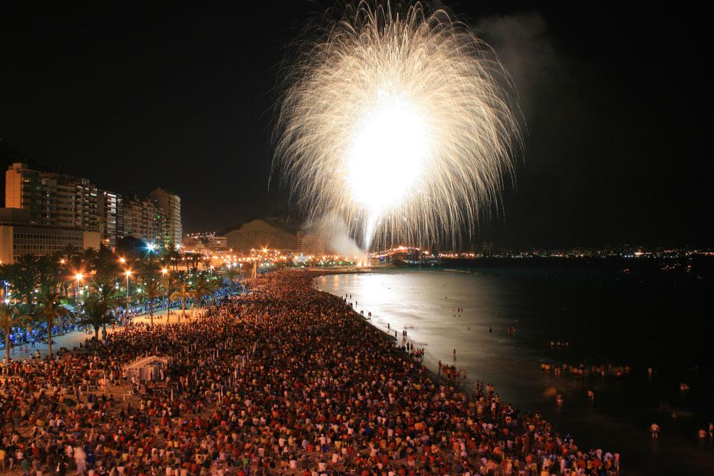 Festival Internacional de Fuegos artificiales