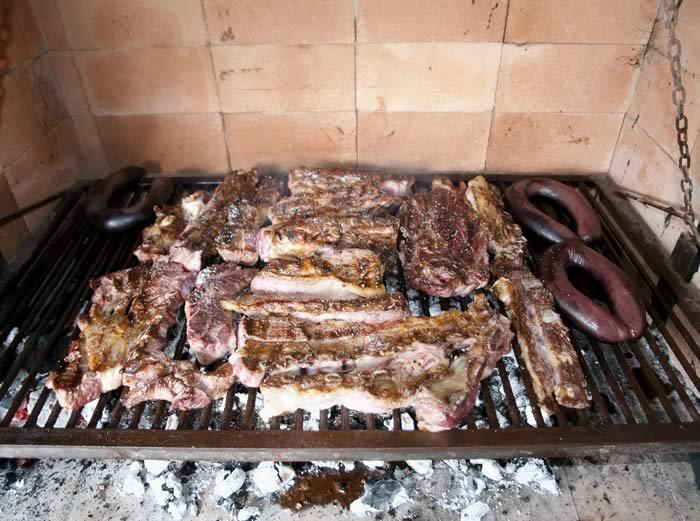Gastronomía Argentina: asado tradicional