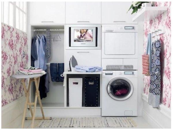 Trucos para tener el cuarto de lavado perfecto...