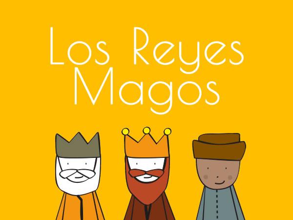 La carta para los Reyes Magos