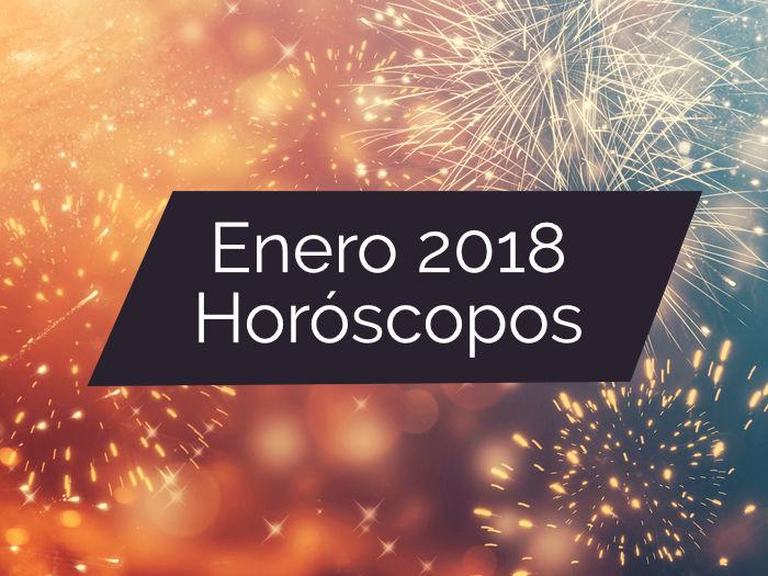Horóscopos Enero 2018