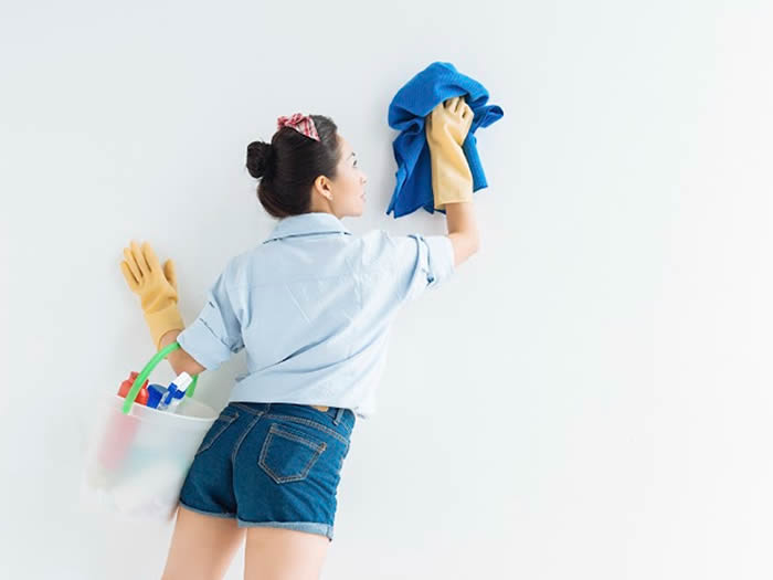 Limpiar paredes y techos - Como limpiar paredes ...
