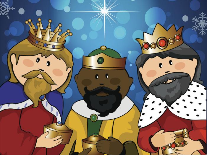 Imagenes Tres Reyes Magos Gratis.Tres Reyes Magos