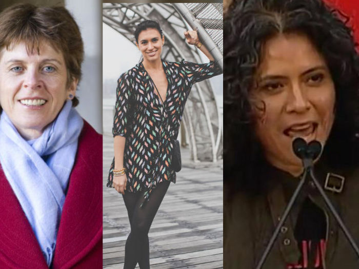 Mujeres que rompen moldes